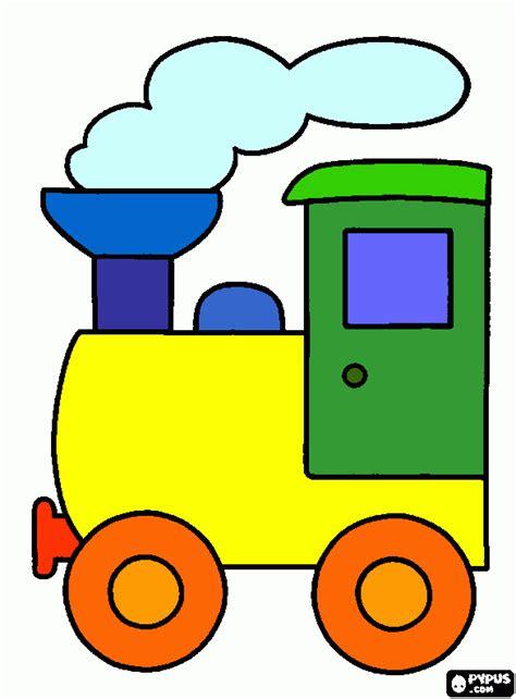 disegni da locomotiva colo locomotiva colo da stampare