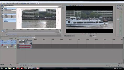 tutorial sony vegas pro 10 sony vegas pro 10 tutorial how to crop video youtube