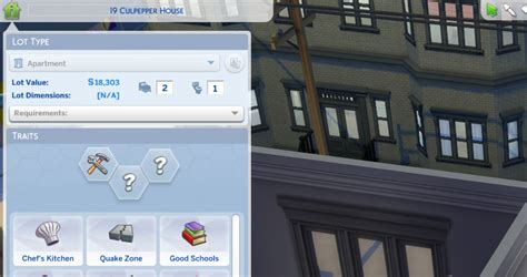 Build Your House Online by How To Optimize Your Home With Lot Traits Sims Online