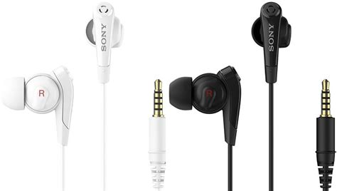 Headset Sony Xperia Z2 Xperia Z2 Digital Noise Cancelling Headset Mdr Nc31em Announced
