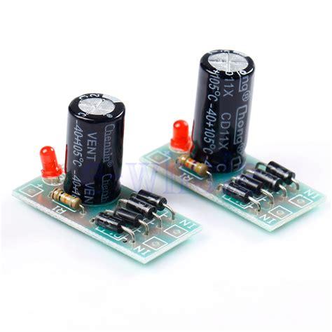 diode bridge power supply ac dc converter 6 12v to 12v bridge rectifier filter power supply module tw ebay