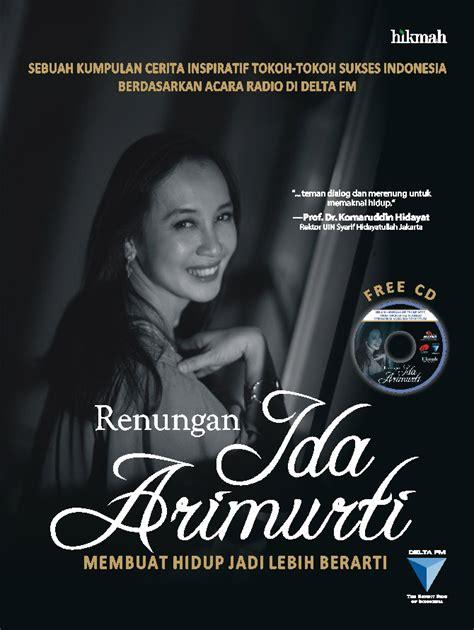 Branding Soft Cover Oleh Rhenald Kasali buku renungan ida arimurti penulis ida arimurti penerbit