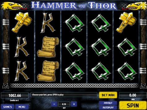 spielautomat hammer of thor kostenlos online jetzt