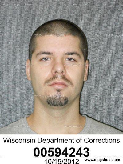 Rock County Wisconsin Court Records M Gessler Mugshot M Gessler Arrest Rock