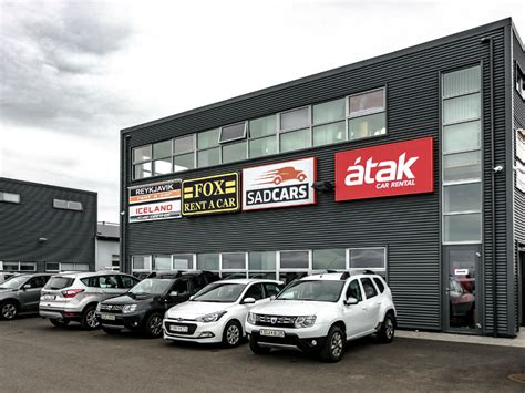 airport office reykjavik rent  car