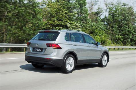 volkswagen malaysia test drive review volkswagen tiguan 1 4 tsi autoworld