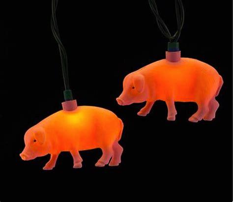 pig string lights 14 string lights ideas a sharp eye