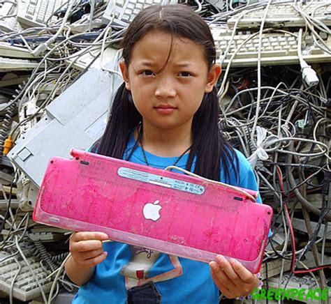 children electronic waste china electronic waste harmony foundation of canada