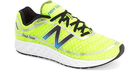 Jual New Balance Fresh Foam 980 lyst new balance 980 fresh foam boracay running shoe in yellow for