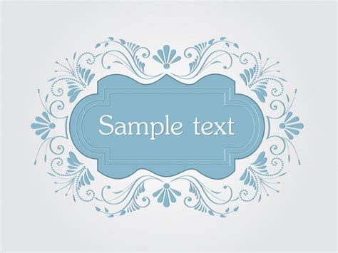 invitation card design elements vector invitation cards or wedding card with elegant
