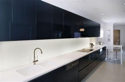 contemporary kitchen counter  breakfast bar design