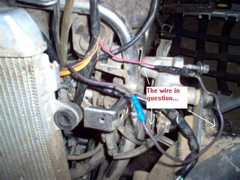raptor 660 spark wiring diagram wiring diagram with