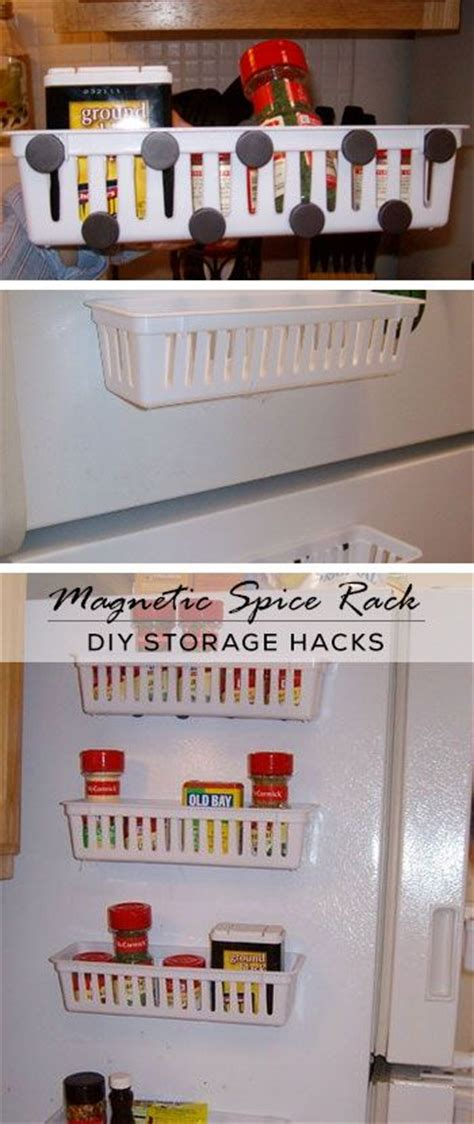 Spice Rack Ideas For Small Spaces by 32 Diy Storage Ideas For Small Spaces Small Kitchens