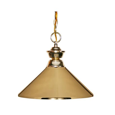 filament design 1 light polished brass