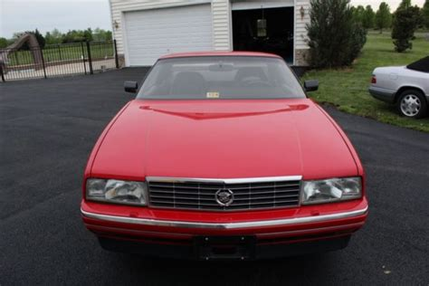 books about how cars work 1992 cadillac allante lane departure warning classic 1992 cadillac allante factory hardtop for sale detailed description and photos
