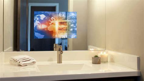 vanishing tv mirrors