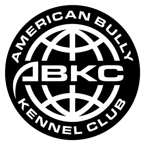 Wall Vinyl by Abkc American Bully Kennel Club Logo Sticker Decal For