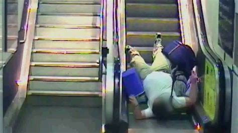 crushed by escalator image gallery escalator accident