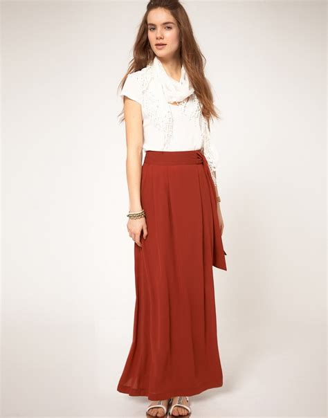 maxi skirt trends for 2013 style choice