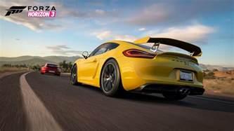 Carlist Porsche Forza Horizon 3 S Car Pack Comes With Seven Porsche