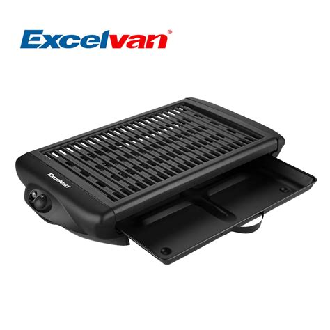 table top electric barbecue grill excelvan electric table top grill indoor bbq barbecue
