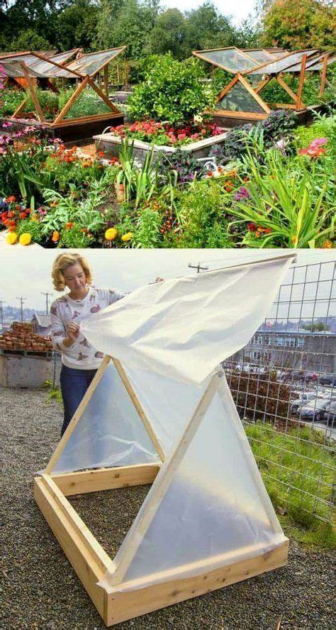 cheap easy diy greenhouse designs   build