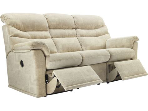 recliner sofa cover g plan new malvern soft cover 3 seater power
