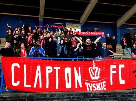 Fa Vase Results 2014 Record Crowds For Derby Match Clapton Football Club