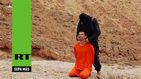 el estado isl 225 mico decapita al segundo reh 233 n japon 233 s youtube