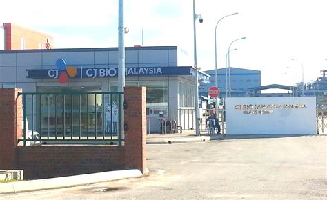 Bio Di Malaysia pencemaran bau dari kilang cj bio di kawasan kerteh