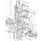 Ajuste De Motor Despiece Carburador Nikki Chevrolet Luv 16