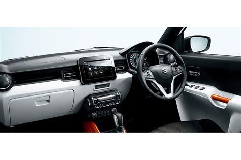 Kopling Mobil Splash mobil terbaru besutan suzuki namanya ignis pengganti