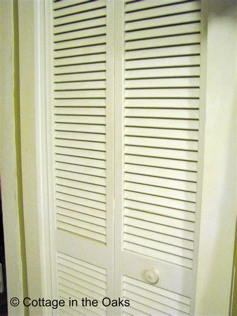 Kitchen Painting Ideas Louver Doors Be Gone Cottage In The Oaks