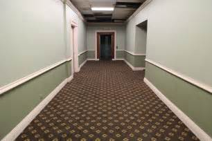 Hallway by Hallways Stairs Tunnels Etc Archives Herald Examiner