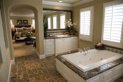 Master Bedroom Bathroom Ideas by Spectacular Ensuite Bathroom Designs And Decoration Ideas
