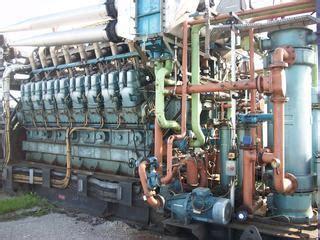 theme park generator 2 2 5 mw generator sets low btu v16 ruston engines salvex