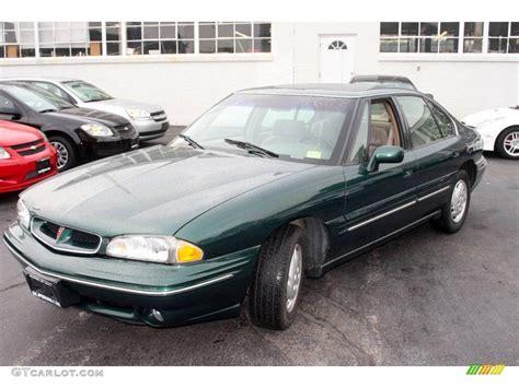 Pontiac Bonneville 1997 by 1997 Green Metallic Pontiac Bonneville Se 12812976