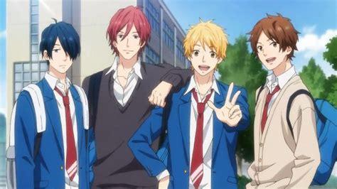 anime rainbow day rainbow days anime review anime amino
