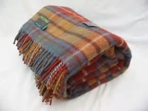 Tartan Wool Rugs Wool Blanket Online British Made Gifts Antique Buchanan Tartan Wool Picnic Blanket