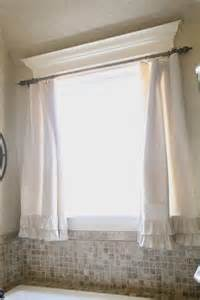 Bathroom Window Mold 25 Best Ideas About Bathroom Window Curtains On