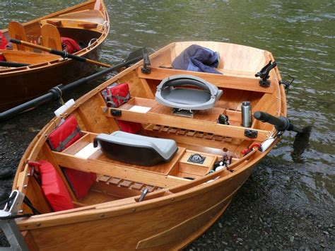 fly fishing drift boat plans a nice version of a dual purpose drift motor boat called