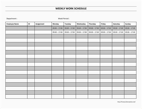 free will templates 3 schedule template free ganttchart template