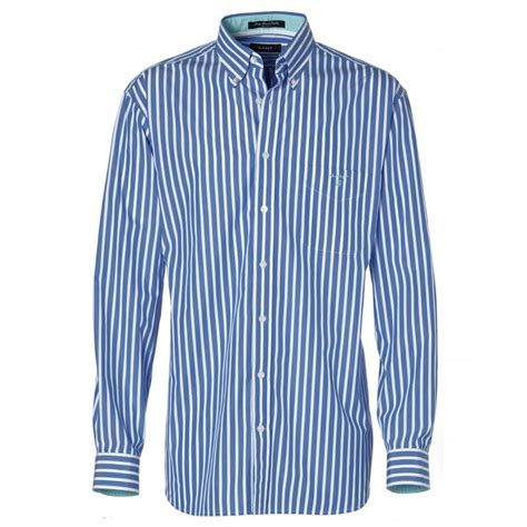 If Shirt gant poplin striped shirt gant from gibbs