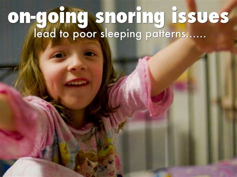 Does Your Kid Snore At by Does Your Child Snore By Suzanne