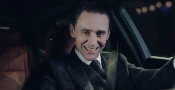 Villain Jaguar Commercial Tom Hiddleston Shows Jaguar S Villainous Side Autoevolution