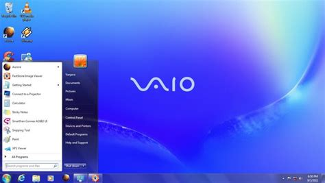 Vaio Themes For Windows 7 Free Download | free windows theme sony vaio03 download 100 free