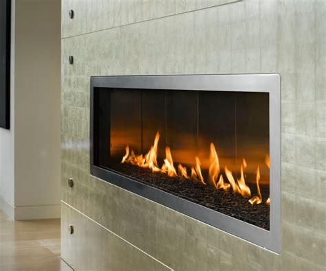 linear fireplace designs true custom linear burner contemporary indoor
