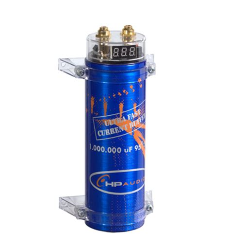 is a car audio capacitor necessary system magnum yard