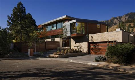 beautiful houses syncline house in colorado