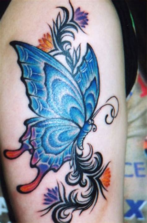 50 butterfly tattoo designs for women bored art
